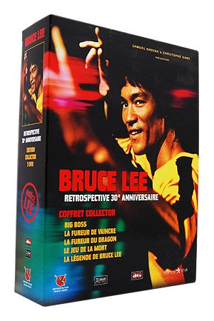 Bruce Lee - Coffret Collector