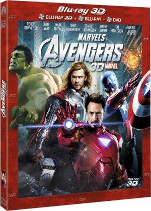 Avengers édition Combo