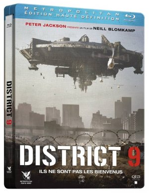 District 9 édition Simple