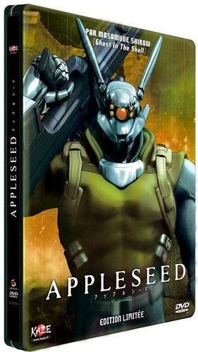 Appleseed édition Simple