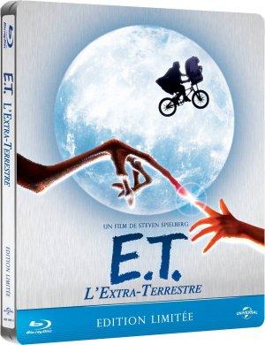 E.T. l'extra-terrestre édition Simple