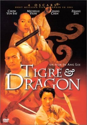 Tigre & Dragon édition Simple