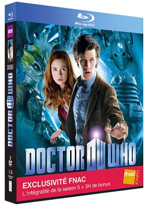 Doctor Who (2005) édition Fnac