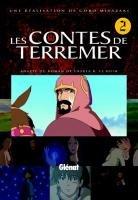 couverture, jaquette Les Contes De Terremer 2  (Glénat Manga)