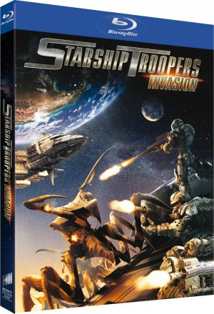 Starship Troopers - Invasion édition Simple