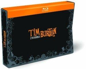 Tim Burton - L'intégrale (16 films)
