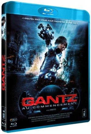 couverture, jaquette Gantz: au commencement   (Wild Side Vidéo) Film