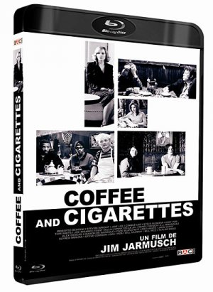 Coffee and cigarettes édition Simple