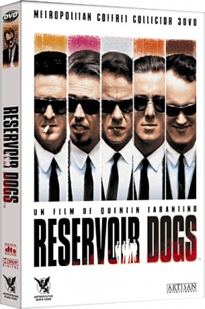 Reservoir Dogs édition Collector