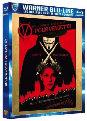 V pour Vendetta édition Simple