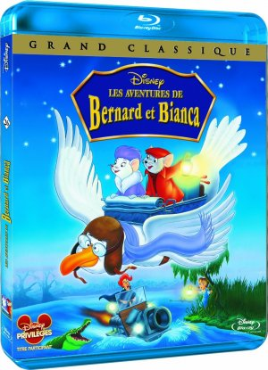Les Aventures de Bernard et Bianca édition Simple