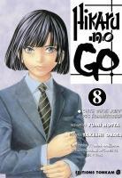 couverture, jaquette Hikaru No Go 8 VOLUME (Tonkam)