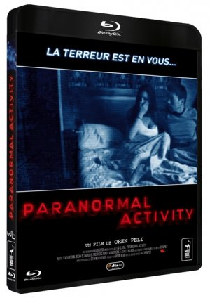Paranormal activity édition Simple