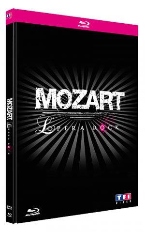 Mozart, l'opéra rock édition Simple