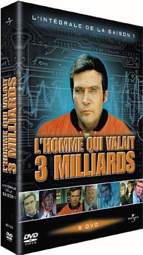 L'homme qui valait 3 milliards édition Simple