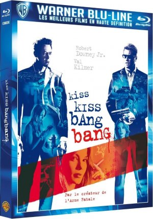 Kiss Kiss Bang Bang édition Simple