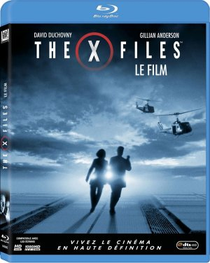 The X Files, le film édition Simple