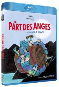 La part des anges édition Simple