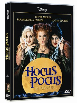 Hocus Pocus édition Simple