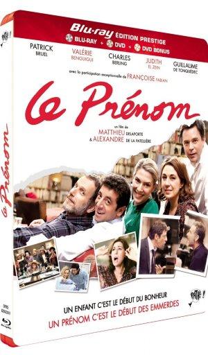 Le Prénom édition Edition Prestige