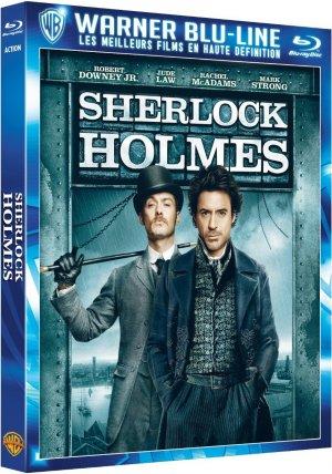 Sherlock Holmes édition Warner Blu-Line