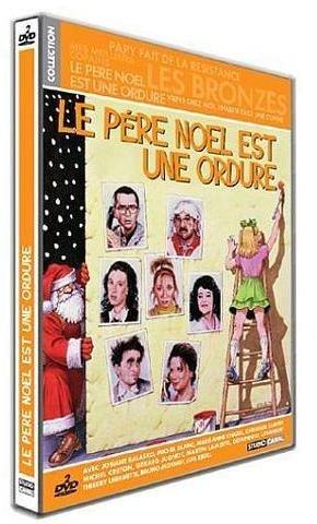 Le Père Noël est une ordure édition Collector