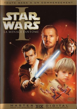 Star Wars : Episode I - La Menace fantôme édition Collector