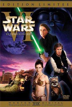 Star Wars : Episode VI - Le Retour du Jedi édition Limitée