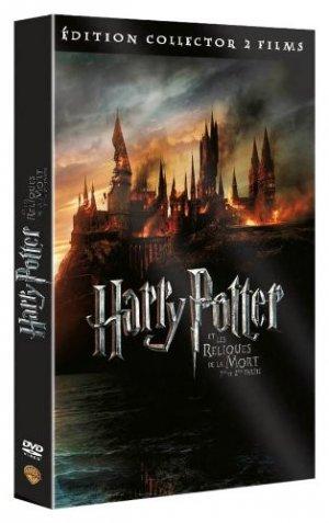 Harry Potter et les reliques de la mort 1 et 2 édition Collector