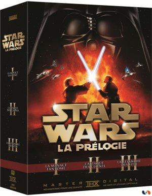 Star Wars - La Prélogie édition Collector