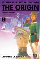Mobile Suit Gundam - The Origin T.3