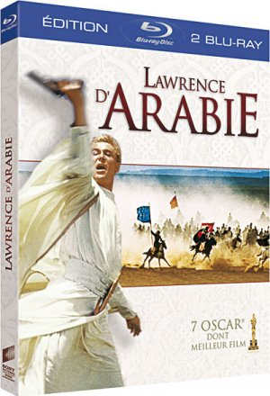 Lawrence d'Arabie édition DOUBLE