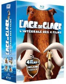 L'Age de glace - L'intégrale des 4 films édition Simple