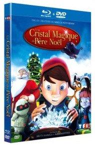 Le Cristal Magique du Père Noël édition Combo