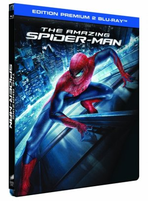 The Amazing Spider-Man édition Premium Steelbox