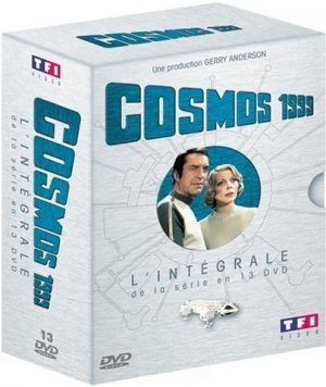 Cosmos 1999 édition Coffret