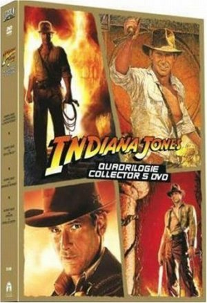 Indiana Jones : l'intégrale édition Collector