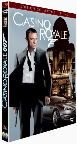 Casino royale édition Collector