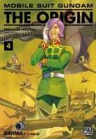 Mobile Suit Gundam - The Origin T.4