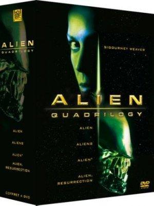 Alien Anthologie édition Simple