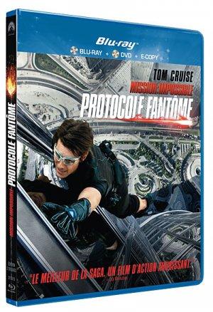 Mission : Impossible - Protocole fantôme édition Combo