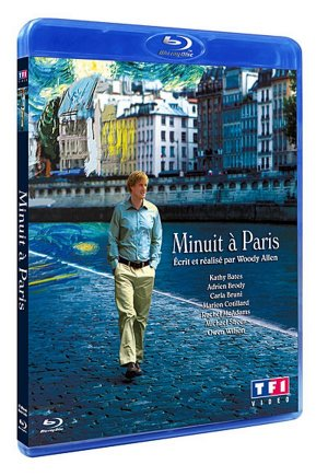 Minuit à Paris édition Simple