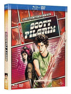 Scott Pilgrim édition Combo