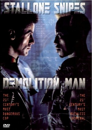 Demolition Man édition Simple