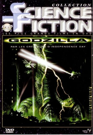 Godzilla (1998) édition Simple