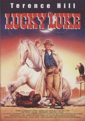Lucky Luke (1991) édition Simple