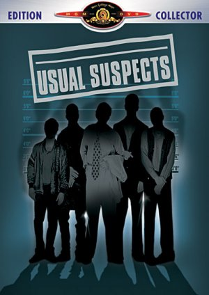 Usual Suspects édition Collector