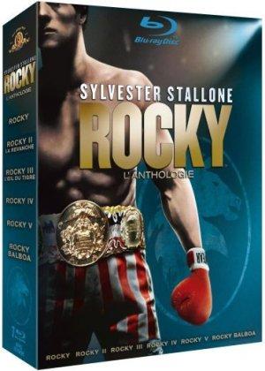 ROCKY Anthologie - 6 films édition Coffret Intégral