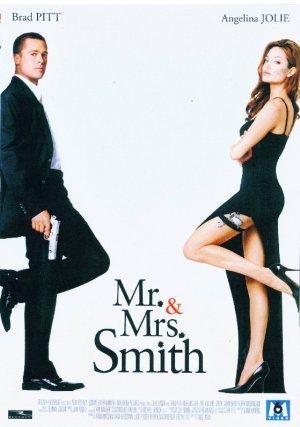 Mr. & Mrs. Smith édition Simple