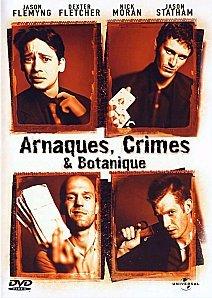 Arnaques, crimes et botanique édition Simple